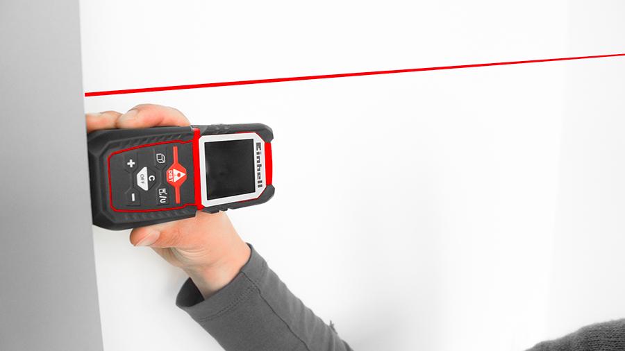 Télémètres laser TC-LD 50 Einhell